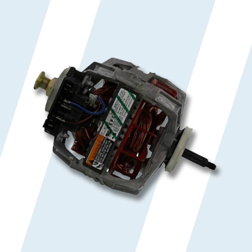 Ipso #D511629P Washer/Dryer ASSY MOTOR & PULLEY-120/60 PKG
