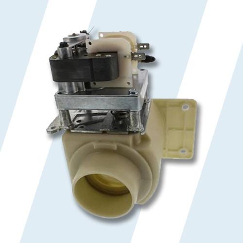 Huebsch Washer/Dryer VALVE GRAV DRAIN 2ID 220V NO