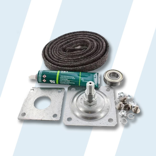 Huebsch Dryer KIT TRUNNION AND SEAL T45 NON-MS