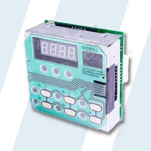 Speed Queen  #70450502P - Speed Queen Dryer Control Assembly