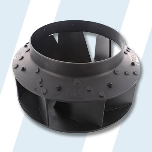 Unimac #70302201P - Unimac Dryer ASSY BLOWER 9.51 OD (T45) PKG