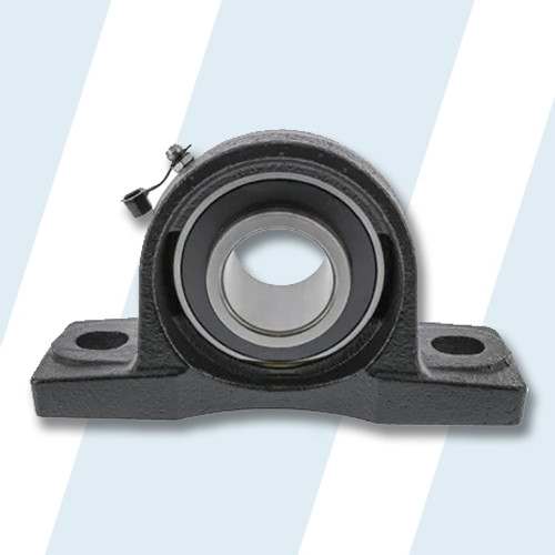 "American Dryer #880202 1 3/8"" PILLOW BLOCK BEARING W/NYLOCK SET"