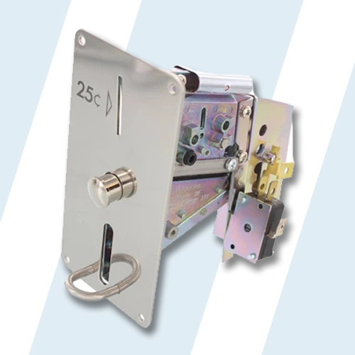 Dexter #9021-001-010 Washer/Dryer Acceptor, Coin,9021-001-010,dexter laundry,laundry parts