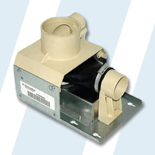 Wascomat #602006 Washer VALVE,DRAIN OUTLET 120/60 2IN(GEN4