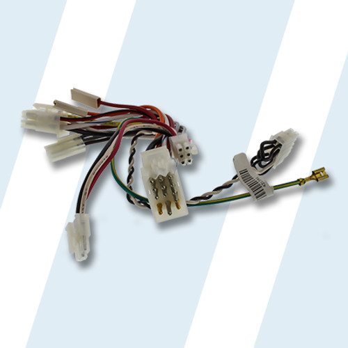 Cissell #431391P Dryer ASSY WIRING HARNESS-MICRO