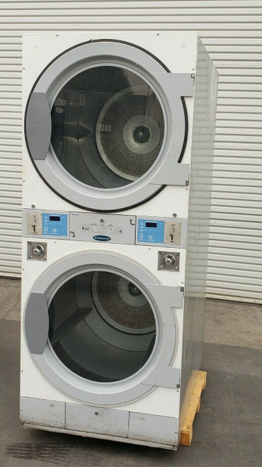 WASCOMAT STACK DRYER TD45×45 120V 45LBS CAPACITY POCKET – 94420/0000844
