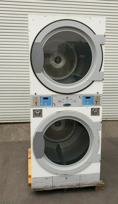 WASCOMAT STACK DRYER TD45×45 120V 45LBS CAPACITY POCKET – 94420/0000848