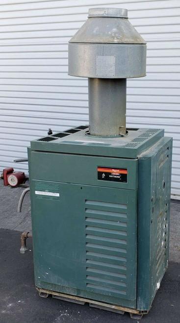 Raypak Boiler Heater Model #: WHI-0401 Serial #: 0305207944