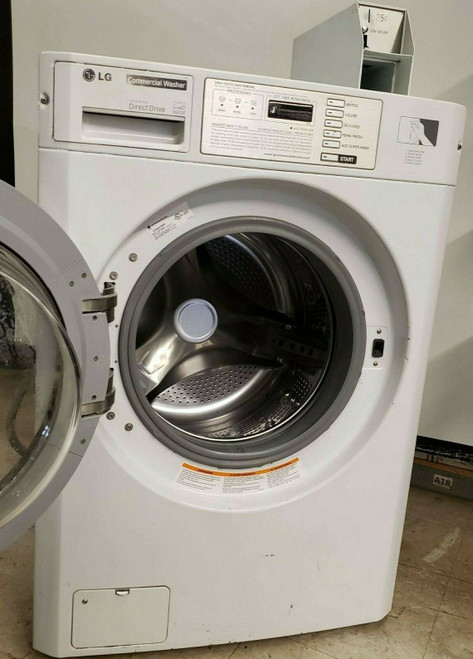 LG GCW1069QS Front Load Washer (Double Load), 125V 60Hz 5A, Serial#:107KWAT59568