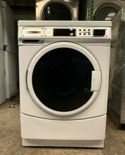 Maytag Commercial Front Load Washer MHN30PRBWW0 DOUBLE LOAD, OPL REFURBISHED