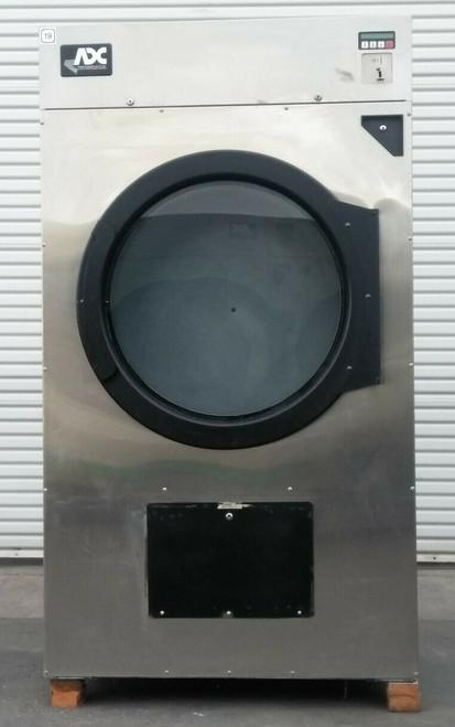 ADC ADG7 8D Single Pocket Dryer Coin Op 75LB 1PH 120V Serial: 495203 ET