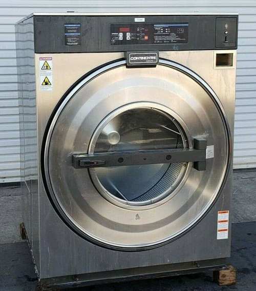 Continental/Girbau L1075CM21320 Front Load Washer Coin Op 75LB 208-240V S/N:1032196A14