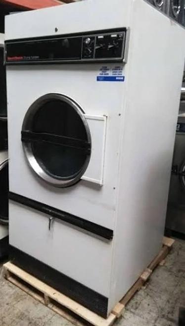 Speed Queen STB75CG White Dryer 75LB, 208-240V 60Hz 3PH, S/N: DTCK9910001419
