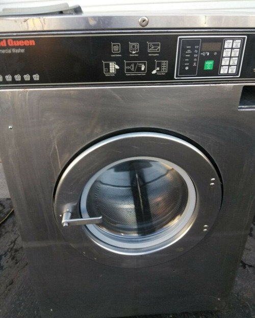 Speed Queen SC60 3PH Front Load Washer Coin Op 60LB SC60BC2OU60001 S/N: 3070464453 REFURBISHED