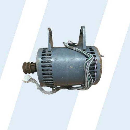 Dexter T400 Front Load Washer Motor 1PH, Dexter P/N: 9376-293-009 [USED/REFURBISHED]