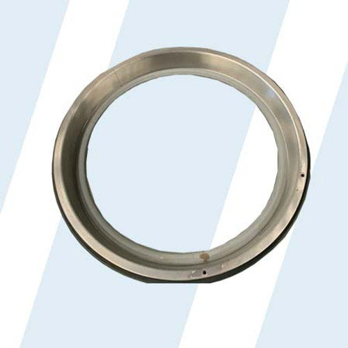 Dexter Stack Dryer DOOR ASSEMBLY STAINLESS STEEL P/N: 9960-255-008 [USED/REFURBISHED]