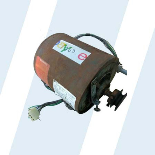 Dexter T400 Front Load Washer Motor 1 Phase, Dexter P/N 9376-293-009 [USED/REFURBISHED]
