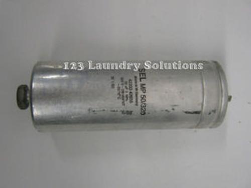 Washer Capacitor 50mf / 320V IPSO, 209/00033/00 Used