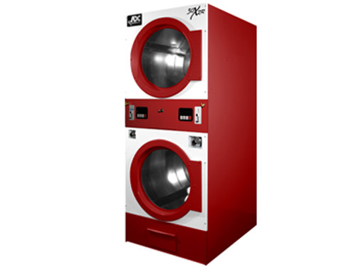 ADC AD Series 30lb Stack Dryer AD-30×2 Coin Operated