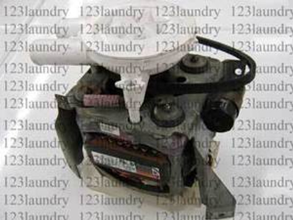 * Washer 120v 60hz 2sp Motor Huebsch, 38034P