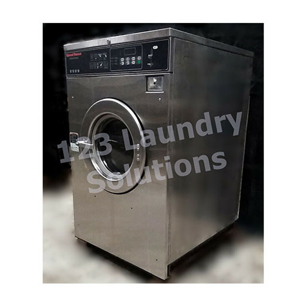 Speed Queen 35lb Stainless Steel Washer 3PH 208-240V 1000179869 (Refurbished)