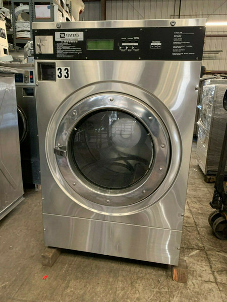 MAYTAG MFR60PDCTS WASHER-EXTRACTOR