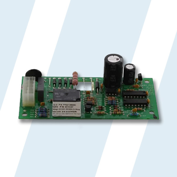 Cissell #431347P Dryer MODULE THERMOSTAT W/PACK-24V