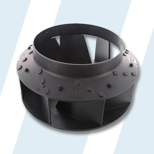 Cissell Dryer ASSY BLOWER 9.51 OD (T45) PKG