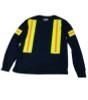 Hi Vision Long Sleeve T-Shirt with Pocket