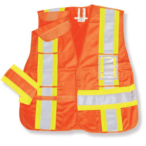 One Size Fits All Vest with ID pocket