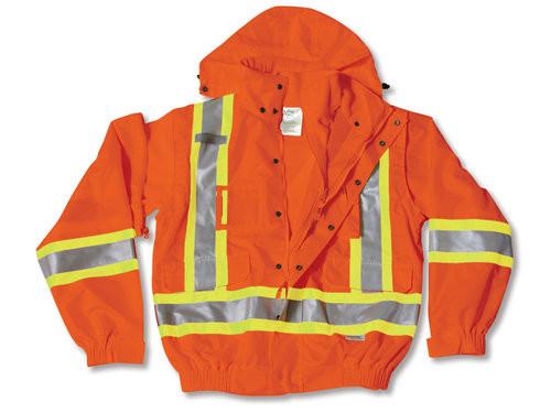 5-in-1 Rain Jacket