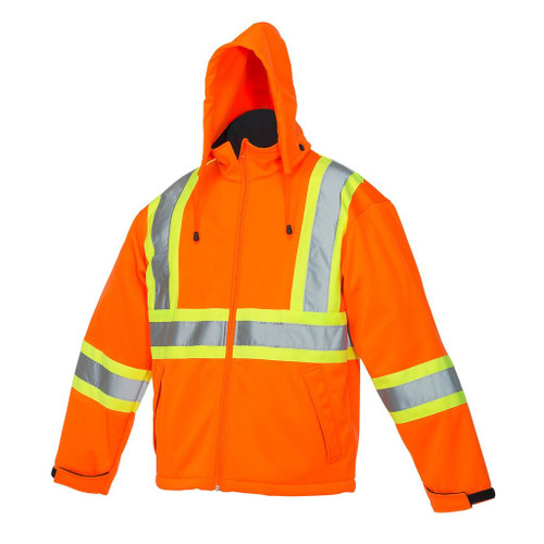 Forcefield Safety Softshell Jacket