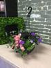 Springtime Hanging Basket
