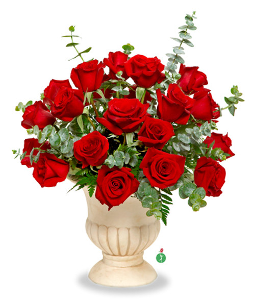 Royal Red Roses