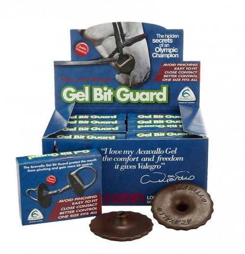 Acavallo Gel Bit Guards