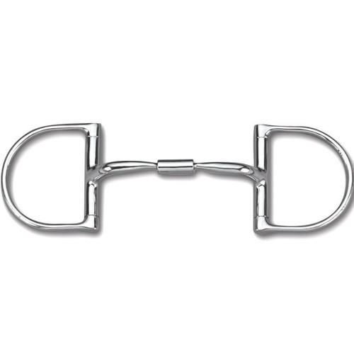 Myler MB02 English Dee snaffle