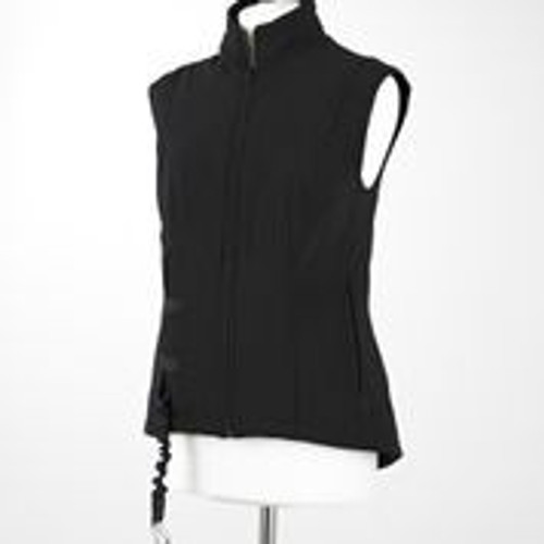 Helite Zip-In Softshell Vest (Shell Only)