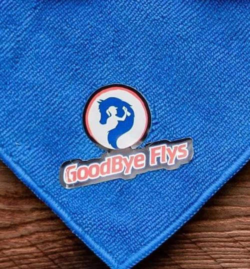 Goodbye Flys Microfibre Towel
