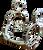 WTP Loose Ring Bit with Brakes