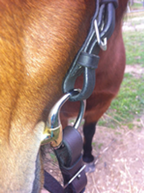 Eggbutt Snaffle Horse//Pony Bit