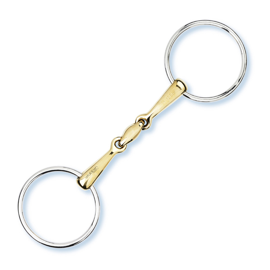 Stubben Loose Ring snaffle