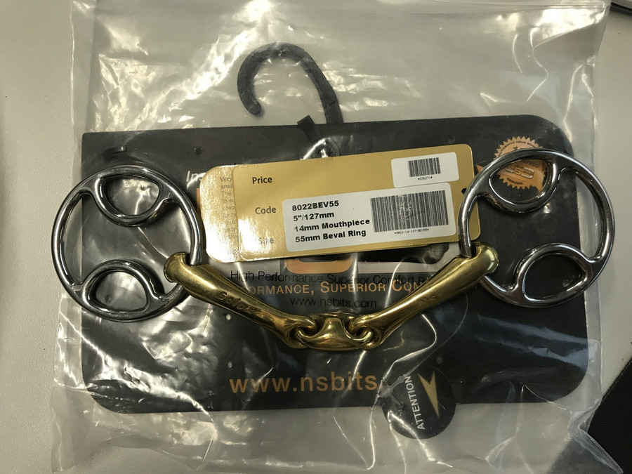 """Neue Schule Tranz Angled Bevel 55mm ring 5"""""""