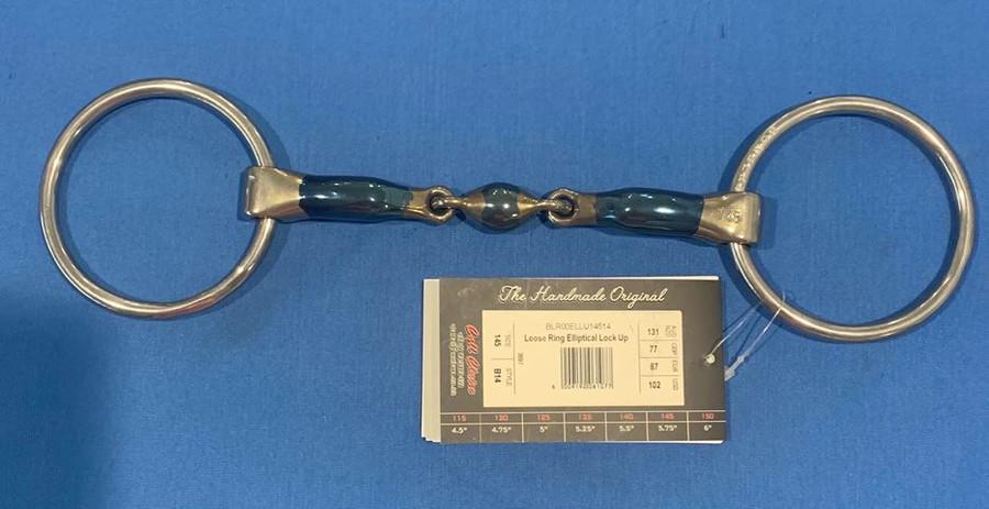 Bombers Loose ring Elliptical Lock Up 14.5cm