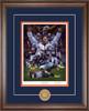 """All In One Spirit"" - Collegiate Classic 8x10 - Auburn Football 2010 National Champions"