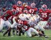 """Rocky Stop"" - Collegiate Classic 8x10 - Alabama Football vs. Tennessee 2005"