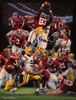 """""""Restoring the Order """"- Collegiate Classic 8x10 - Alabama Football 2011 National Champions"""