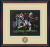 """Miracle on the Plains"" - Collegiate Classic 8x10 - Auburn Football vs. Georgia 2013"