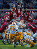 """Maximum Block"" - Canvas Editions - Alabama Football vs. Tennessee 2009"