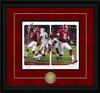 """The Game Changers"" - Collegiate Classic 8x10 - Alabama Football vs. Auburn 2014"