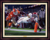 """Finish!"" - Canvas Editions - Alabama Football 2015 National Champions (Kenyan Drake)"